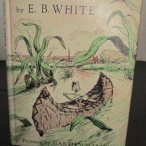 "Vintage Other - First Edition E.B. White's ""Stuart Little"""